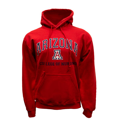 Red AZ College of Nursing Hoodie