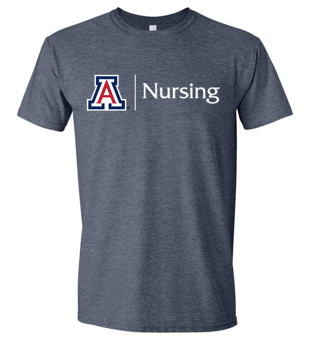Arizona College of Nursing Charcoal Tee