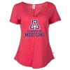 Venley: Arizona College of Medicine V-Neck Red thumbnail