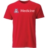 Image for Ouray Sportwear: Arizona|Medicine Short Sleeve Tee - Red