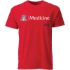 Image for Ouray Sportwear: Arizona|Medicine MOM Short Sleeve Tee - Red