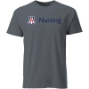 Image for Ouray Sportwear: Arizona|Nursing Short Sleeve Tee-Charcoal