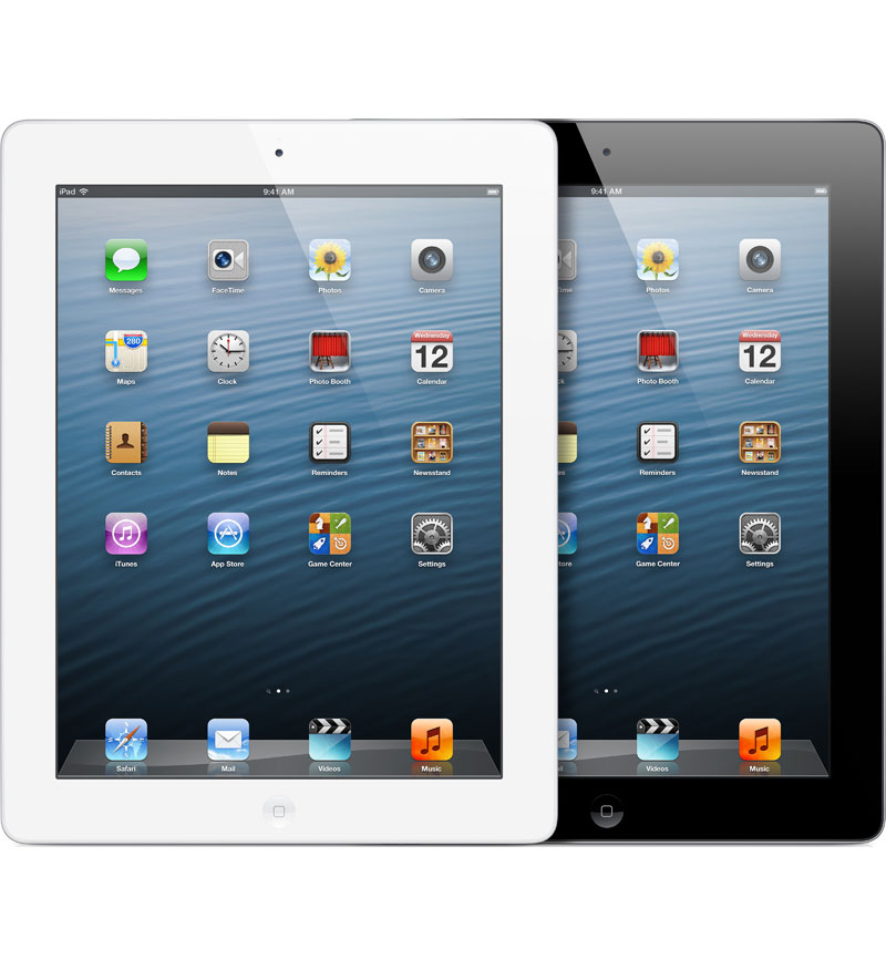 Image For iPad LTE (3rd Generation)
