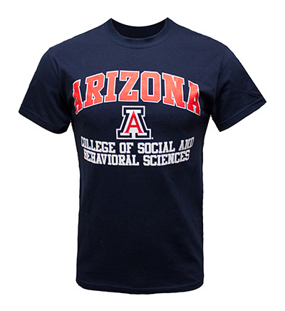 Image For Arizona College of Social and Behavioral Science T-Shirt