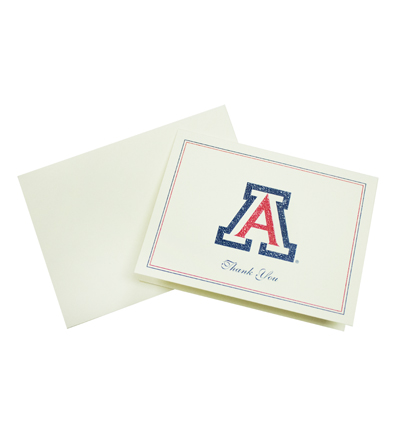 Image For 'A' Thank You Cards