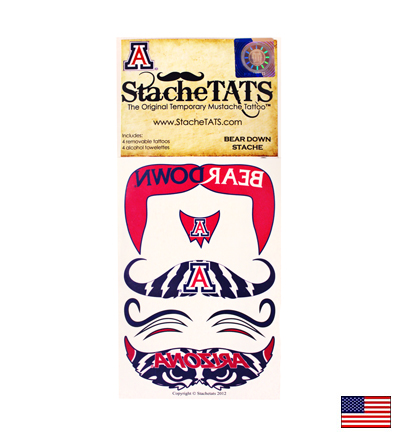 Image For 'A' Stache TATS