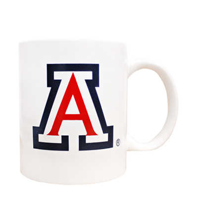 Image For Coffee Mug: Arizona Logo Cup