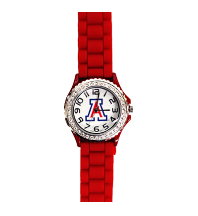 Image For Watch: Red 'Bling'