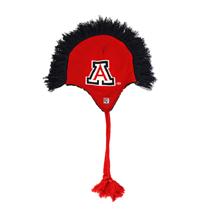 Image For The Game: Arizona Mohawk Rocker Beanie