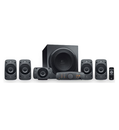 Image For Logitech z906 Speakers