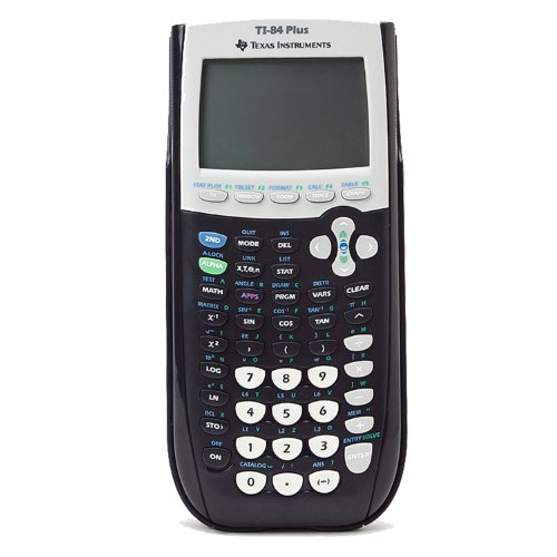 Image For Texas Instruments: TI-84 Plus Calculator