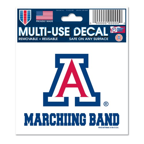 Image For Arizona Marching Band Decal