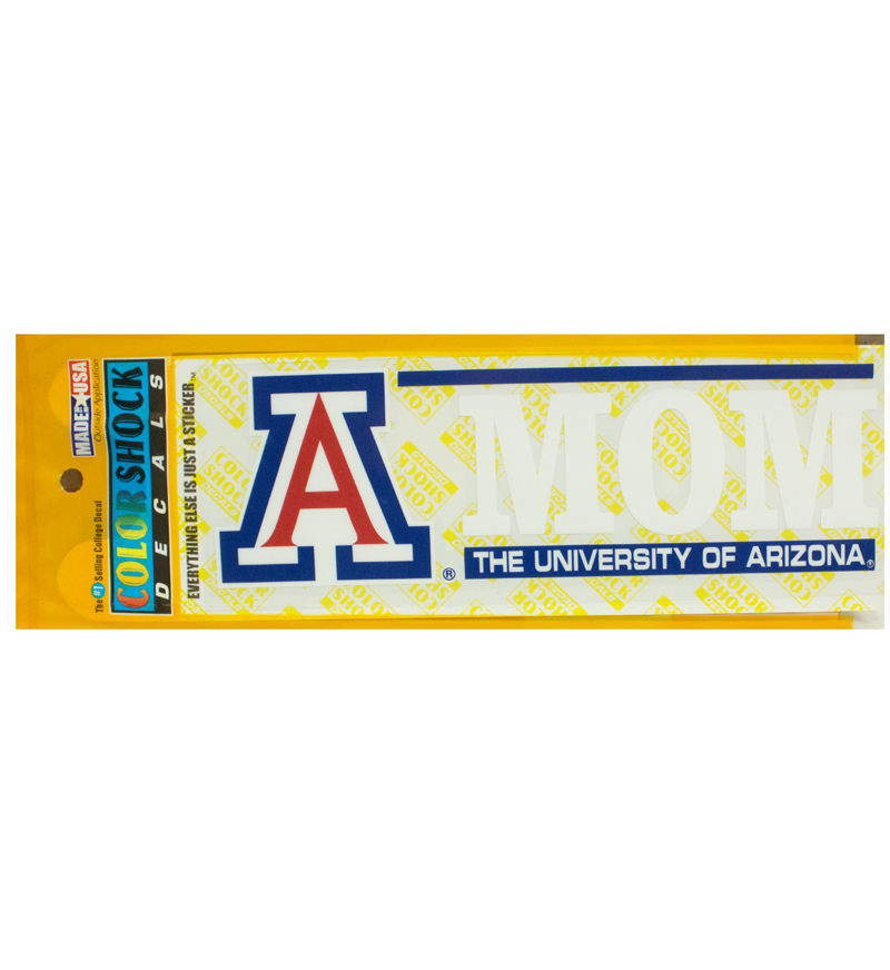 Image For Decal: University of Arizona Mom