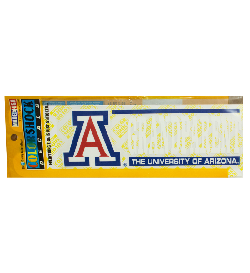 Image For Decal: University of Arizona Grandparent