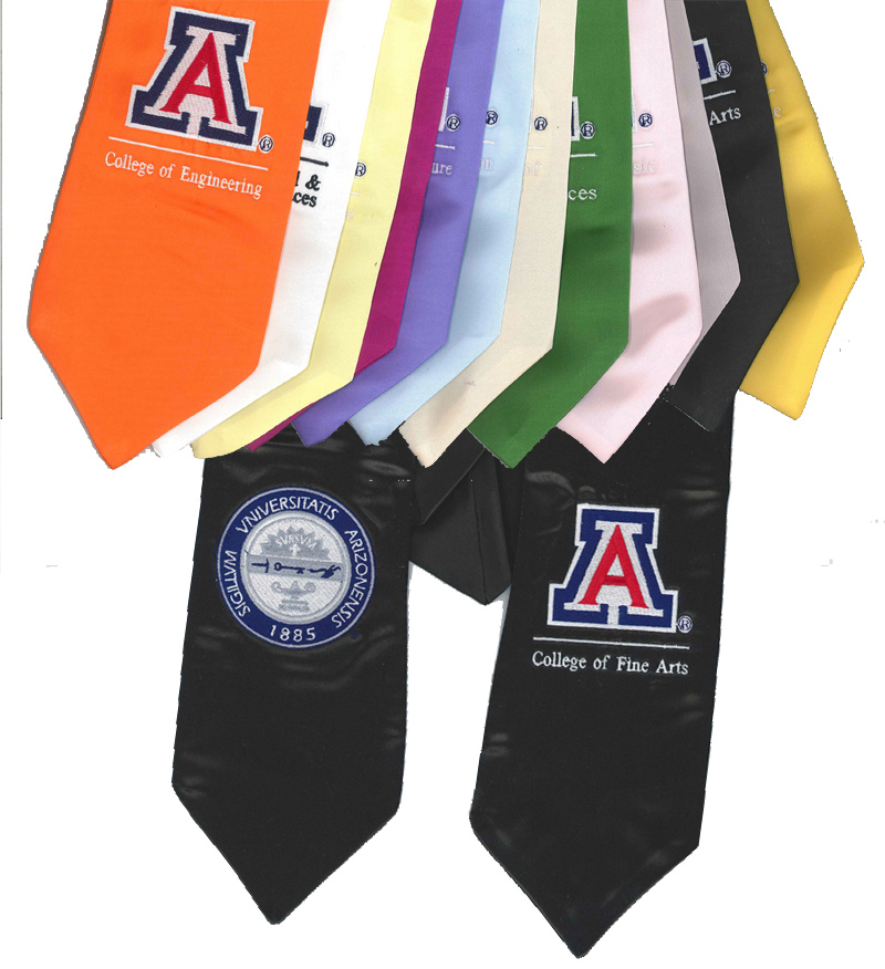 Image For Stole of Gratitude University of Arizona Colleges