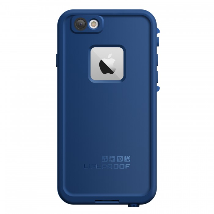 Image For LifeProof Blue iPhone 6 Case– fre