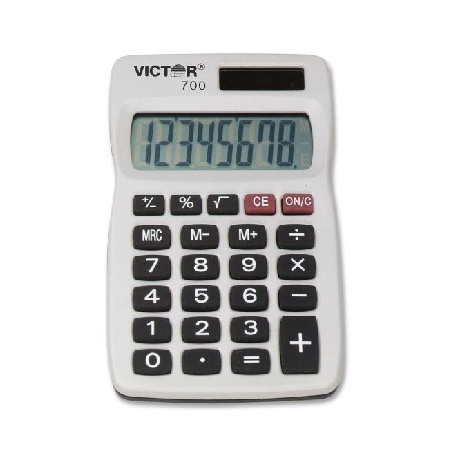 Image For Victor: 700 Pocket Calculator