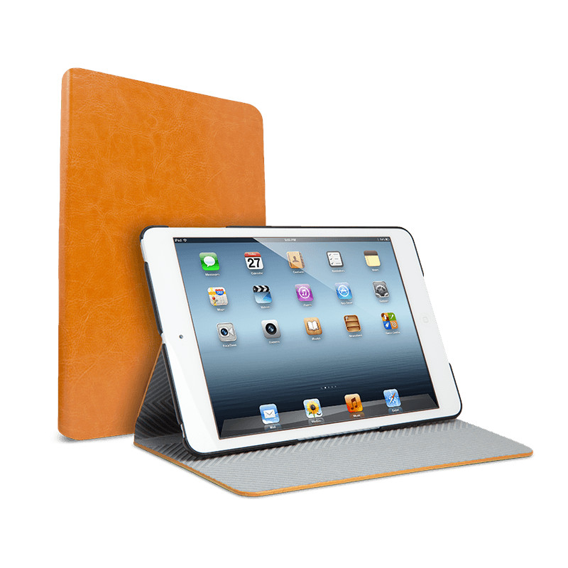 Image For iFrogz Script Orange iPad Air Case