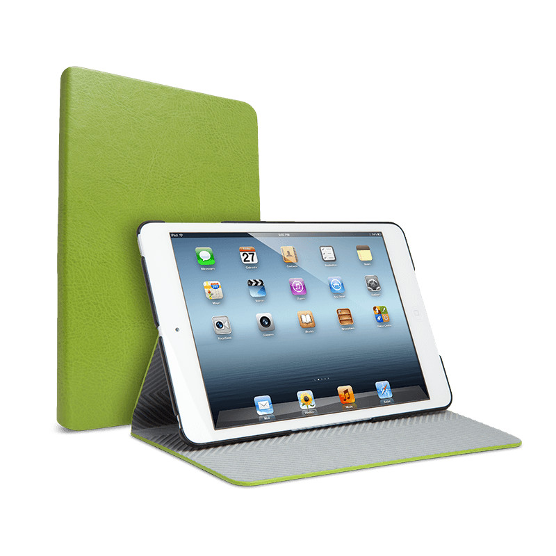 Image For iFrogz Script Green iPad Air Case