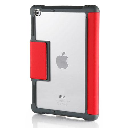 Image For STM Dux Rugged iPad Air 2 Case- Red