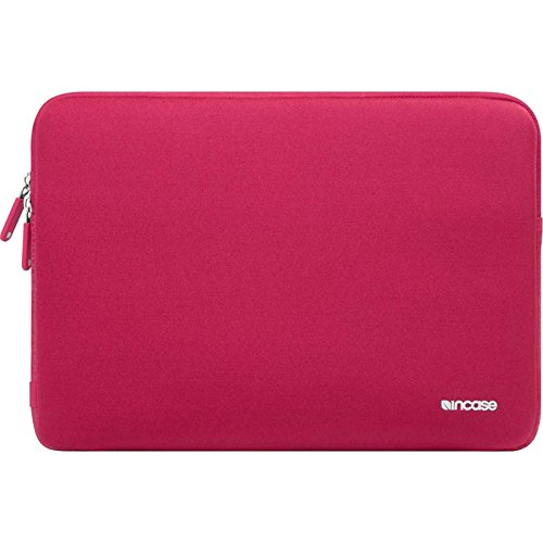 "Image For Incase Cranberry 15"" Neoprene Classic Sleeve"
