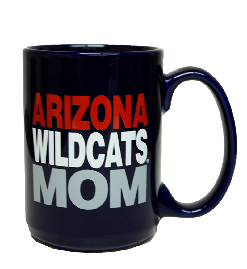 Image For Coffee Mug: Arizona Wilcats Mom