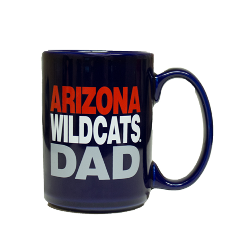 Image For Coffee Mug: Arizona Wildcats Dad
