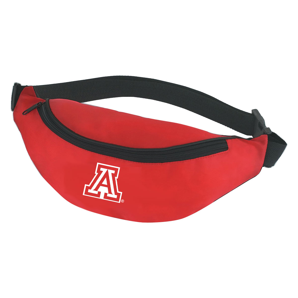 Image For Hit Promo: Arizona Team Logo Basic Fanny Pack - Red