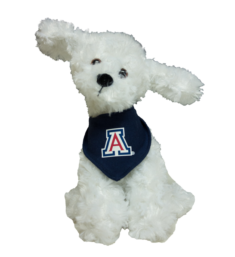 Image For Mascot Factory: Mighty Tykes - Bichon Arizona Bandana