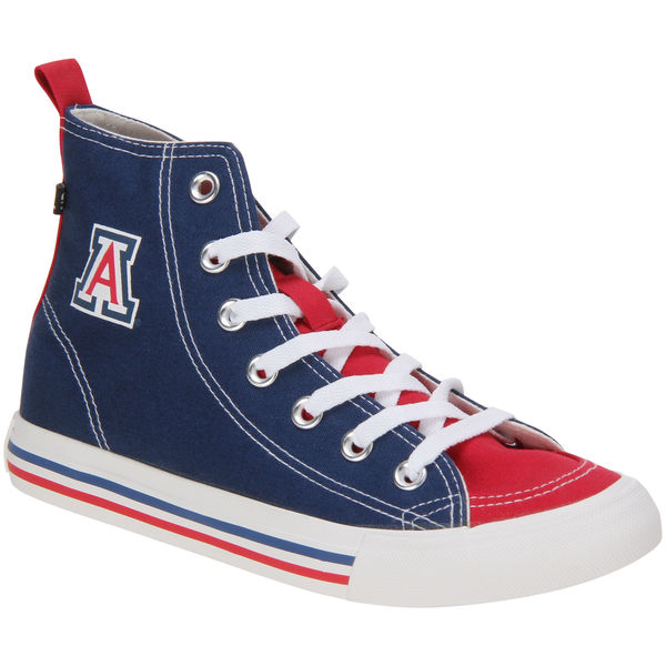 Image For Skicks: Arizona Women's High-Top Sneakers