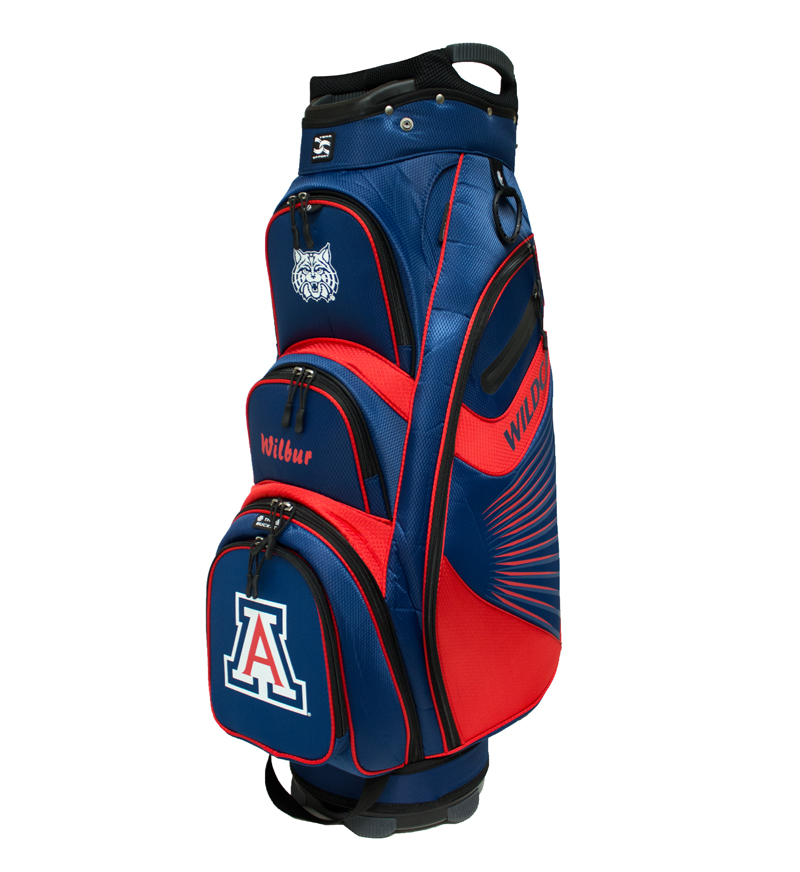 Image For Arizona Wildcats The Bucket™ II Cooler Cart Bag