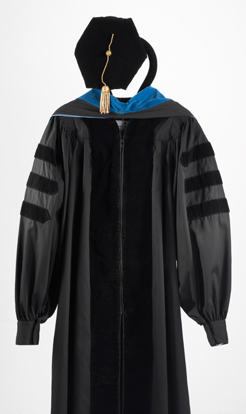 Image For FACULTY RENTAL FULL ATTIRE