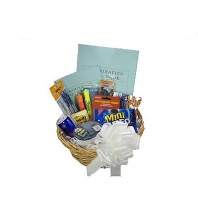 Image For Gift Basket: Finals Survival