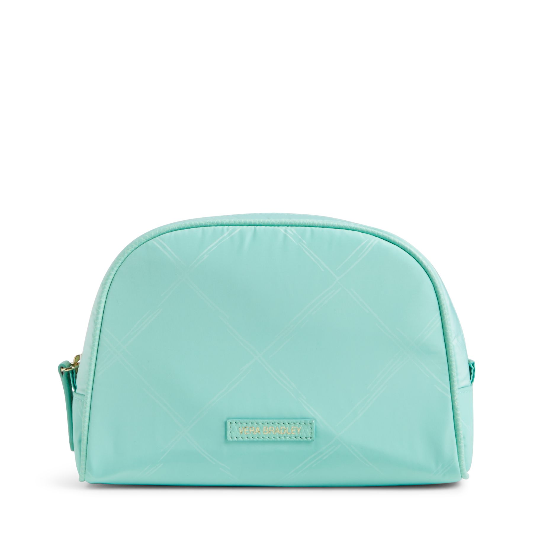 Image For Preppy Poly Medium Cosmetic Bag in Mint