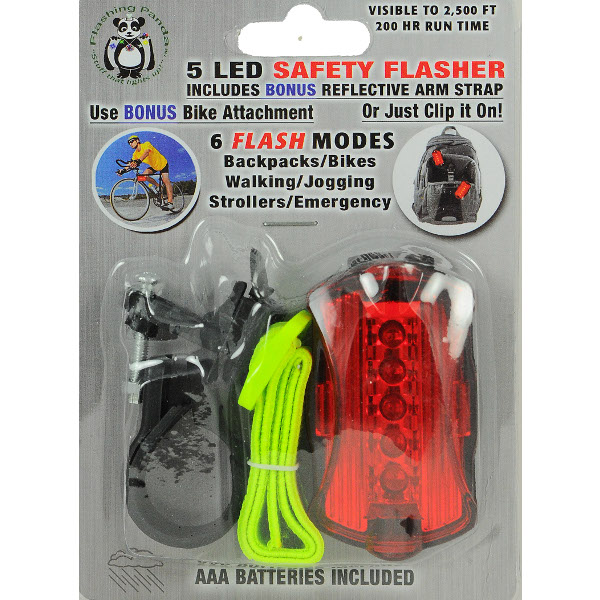 Image For 5 LED Safety Flasher
