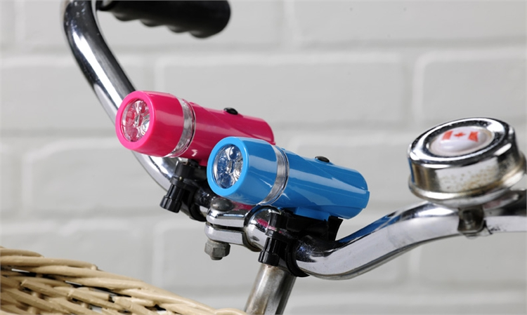 Image For LED Bicycle Flashlight