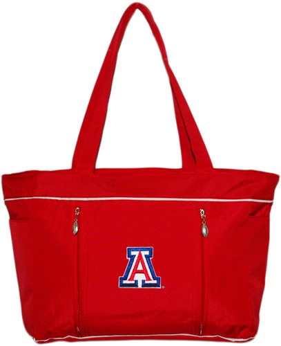 Image For Diaper Bag: Red 'A' Logo