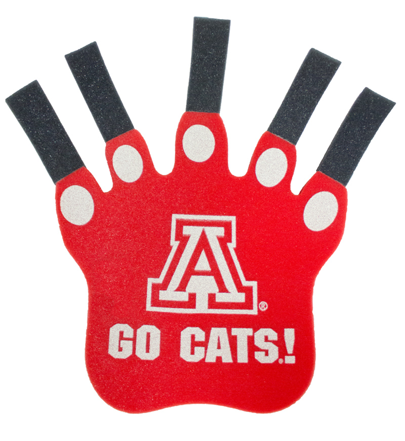 Image For FOAM CLAW 3D A GO CATS
