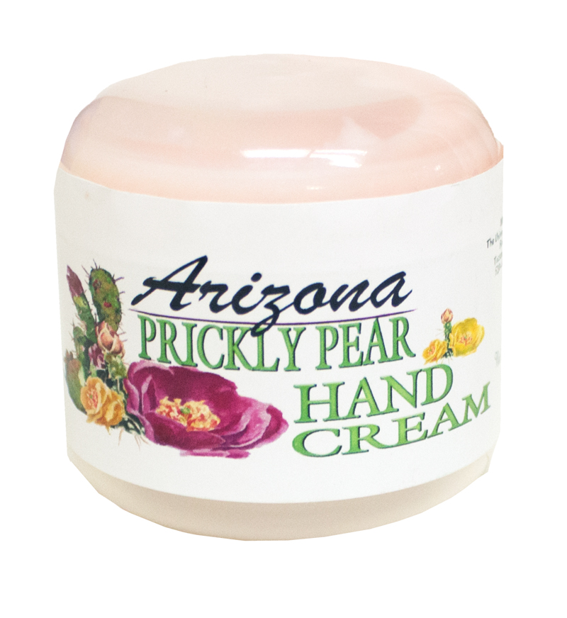 Cover Image For Arizona Prickly Pear Hand Cream