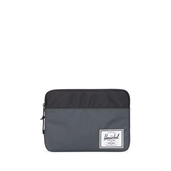 Cover Image For Herschel Anchor Sleeve iPad/ iPad Air Gray/Black