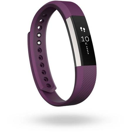 Image For Fitbit Alta Plum Small Wristband