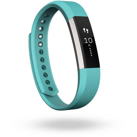 Image For Fitbit Alta Teal Small Wristband