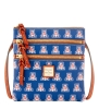 Cover Image for Dooney & Bourke NCAA Arizona Triple Zip Crossbody