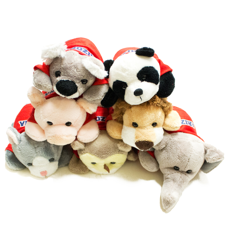 Image For Arizona Mini Chublet Plush Animals