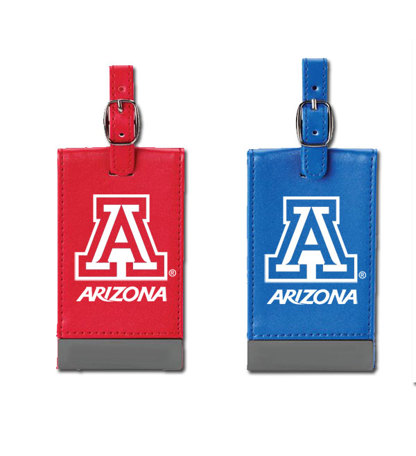 Image For Luggage Tag: Arizona Solano Jetway Tag