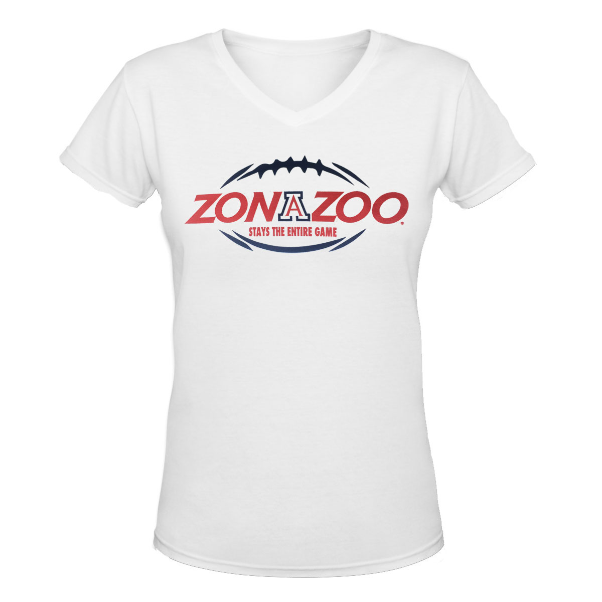 Image For The Victory: Women's Arizona Zona Zoo Stays The Entire Game