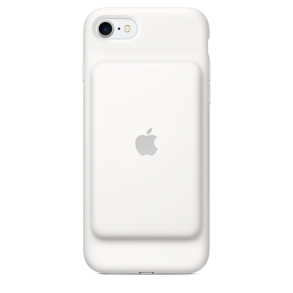 Image For Apple iPhone 7 Smart Battery Case - White