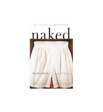 Cover image of NAKED (PAPERBACK)