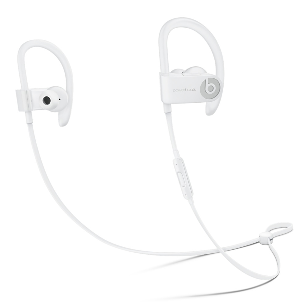 Image For Beats Powerbeats3 Wireless Earphones - White