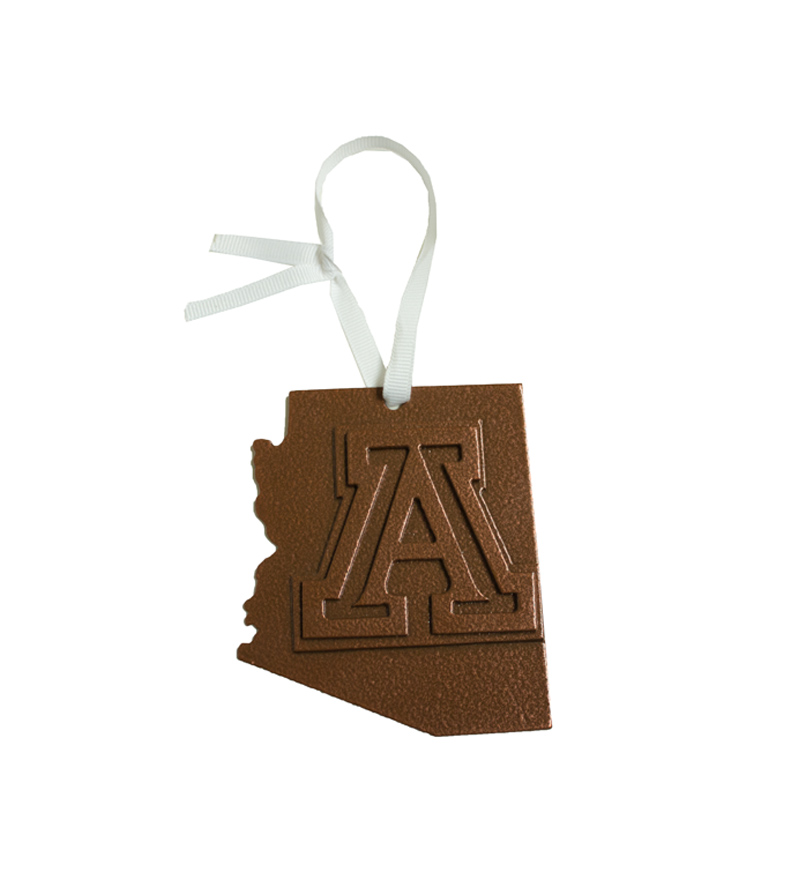 Image For Iron State A Ornament Copper